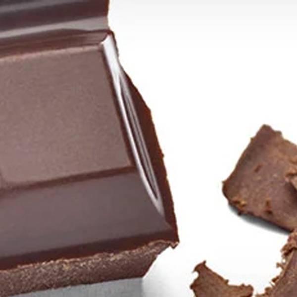 Pryszcze po czekoladzie