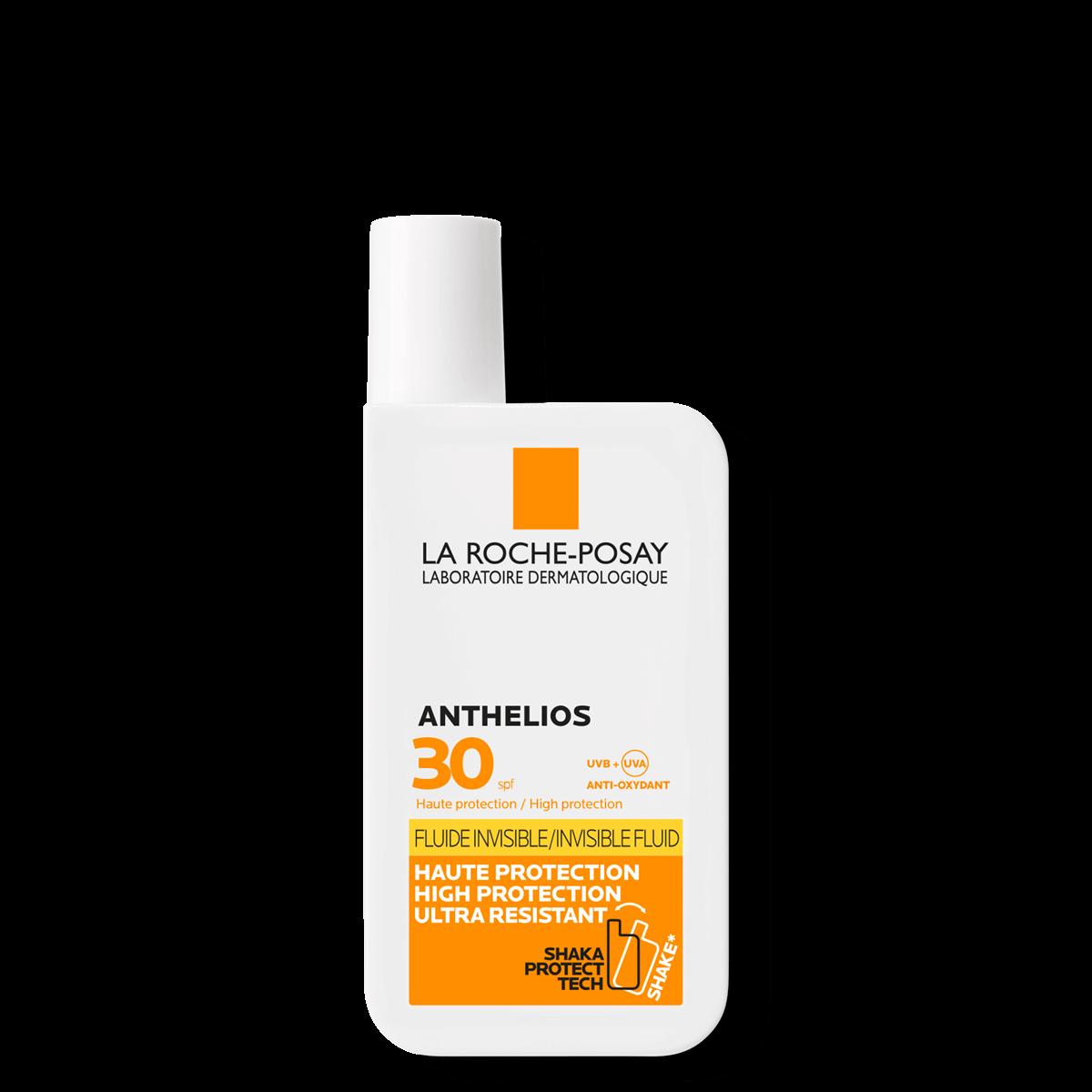 ANTHELIOS NIEWIDOCZNY FLUID SPF 30 przód 1 | La Roche Posay