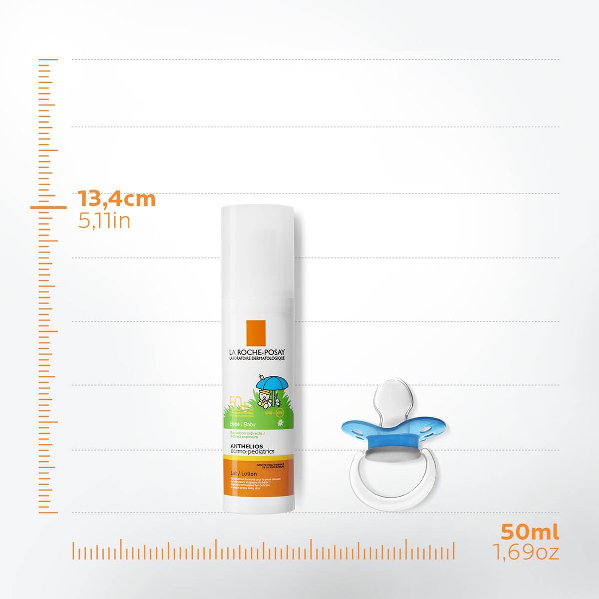 Słońce Anthelios Dermo Pediatrics Spf 50 50 ml | La Roche Posay 1