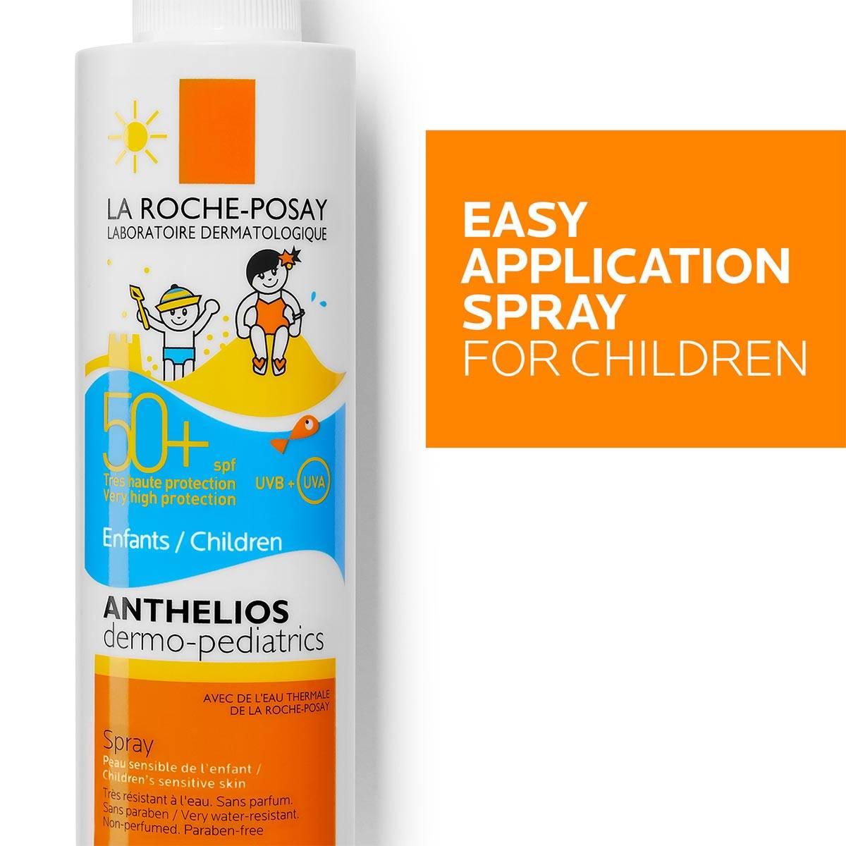 Słońce Anthelios DP Spray Spf 50 200 ml | La Roche Posay
