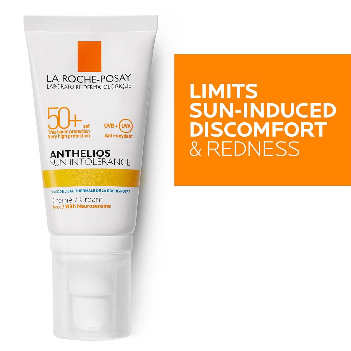 Słońce Anthelios Med Sun Intolerance Spf 50 50 ml | La Roche Posay