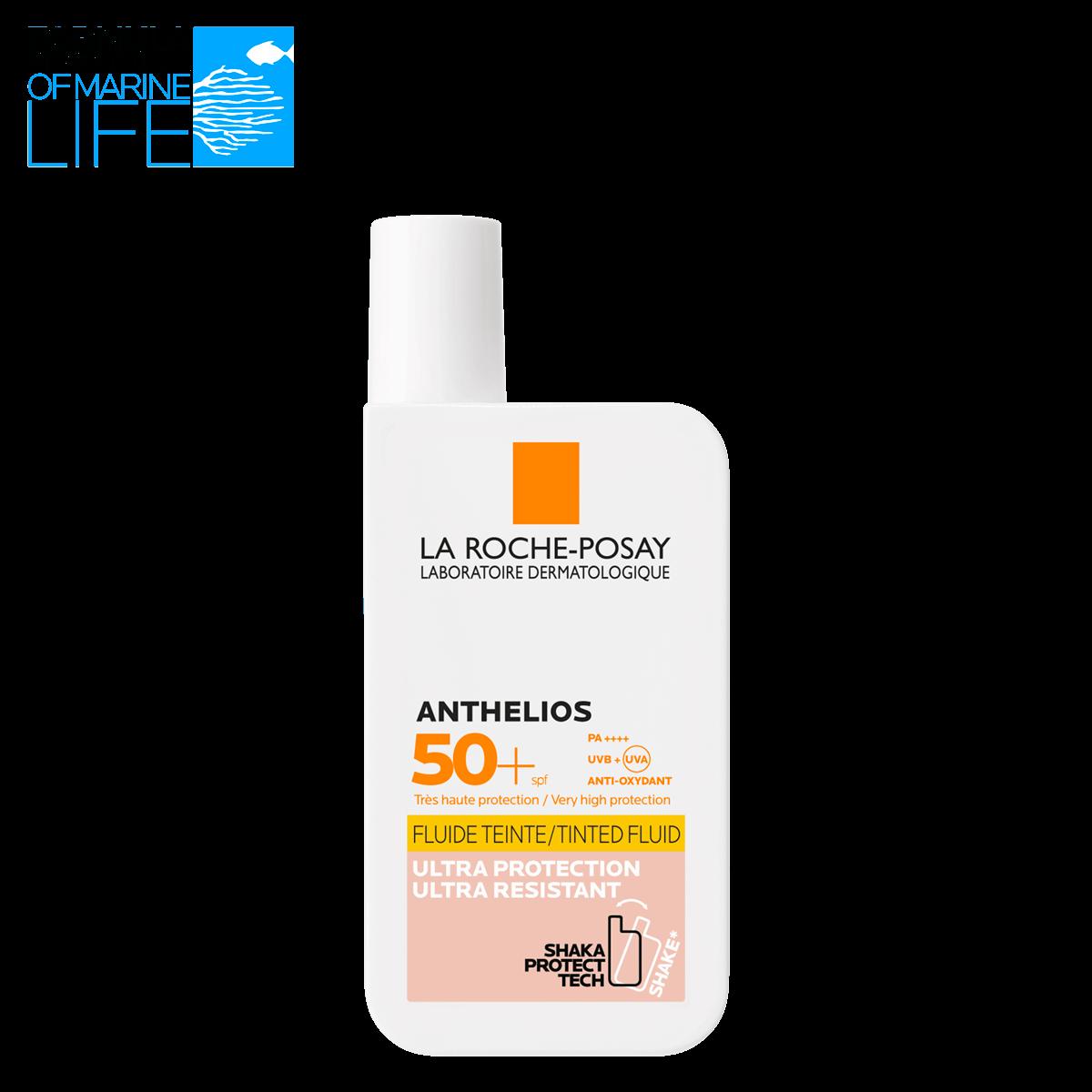 Anthelios spf 50 ANTHELIOS NIEWIDOCZNY FLUID SPF 50+ | La Roche Posay