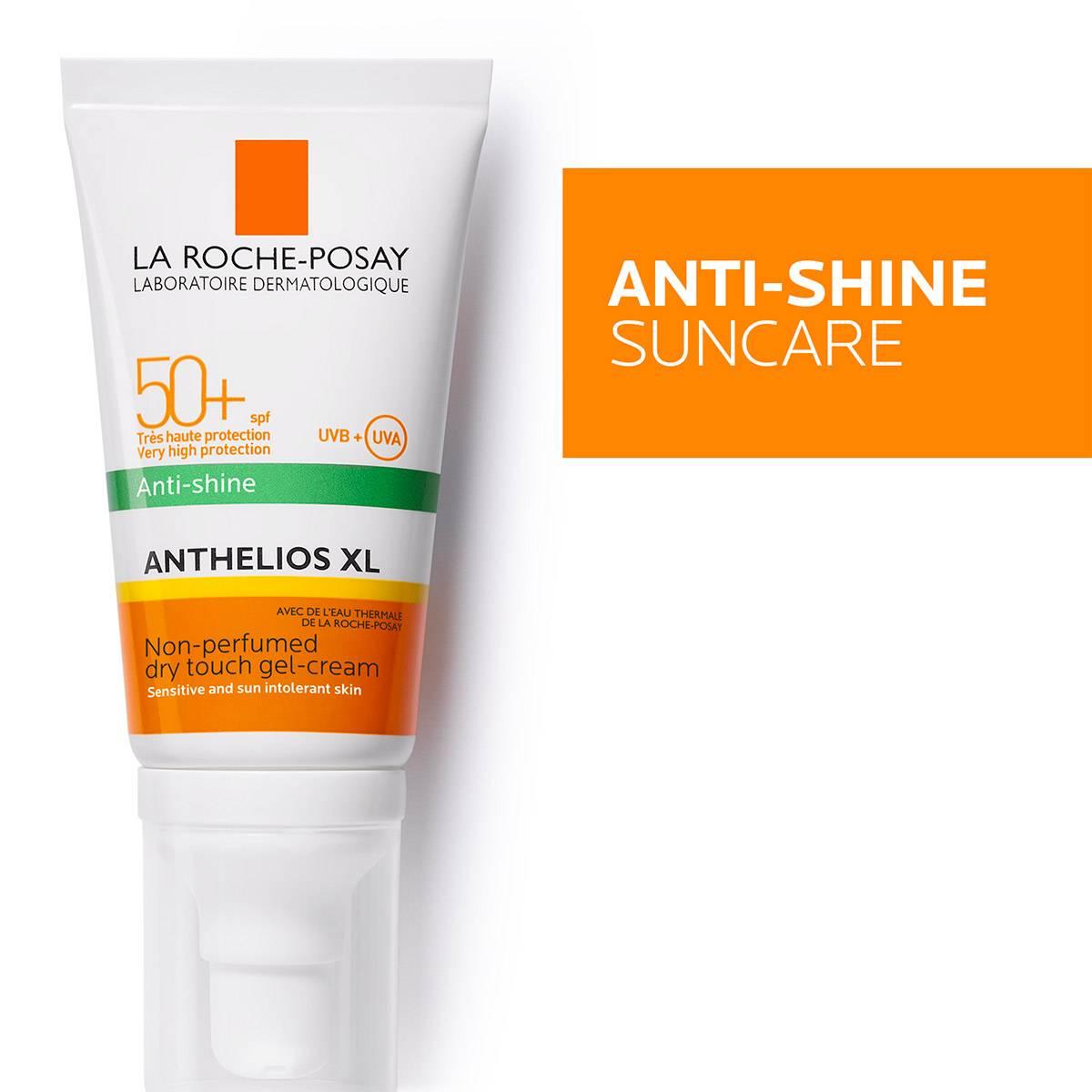 Słońce Anthelios XL suchy w dotyku żel Spf 50 50 ml F | La Roche Posay