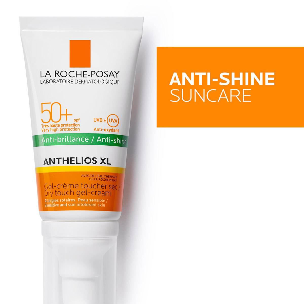 Słońce Anthelios XL suchy w dotyku żel Spf 50 50 ml 3 | La Roche Posay