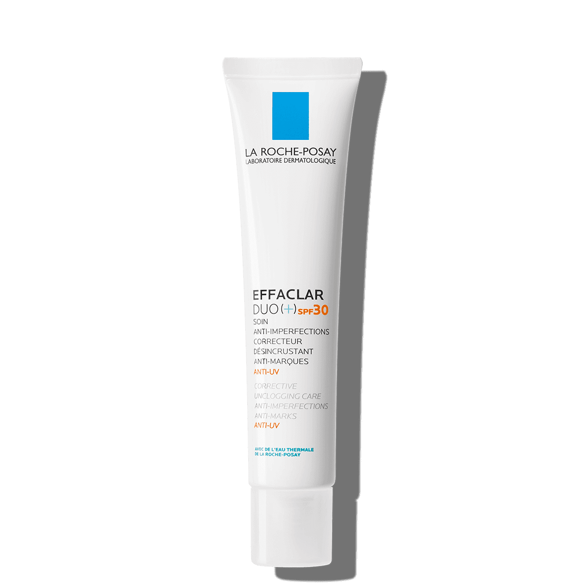 Krem z filtrem do cery trądzikowej EFFACLAR DUO (+) SPF 30 40 ml Przód | La Roche Posay