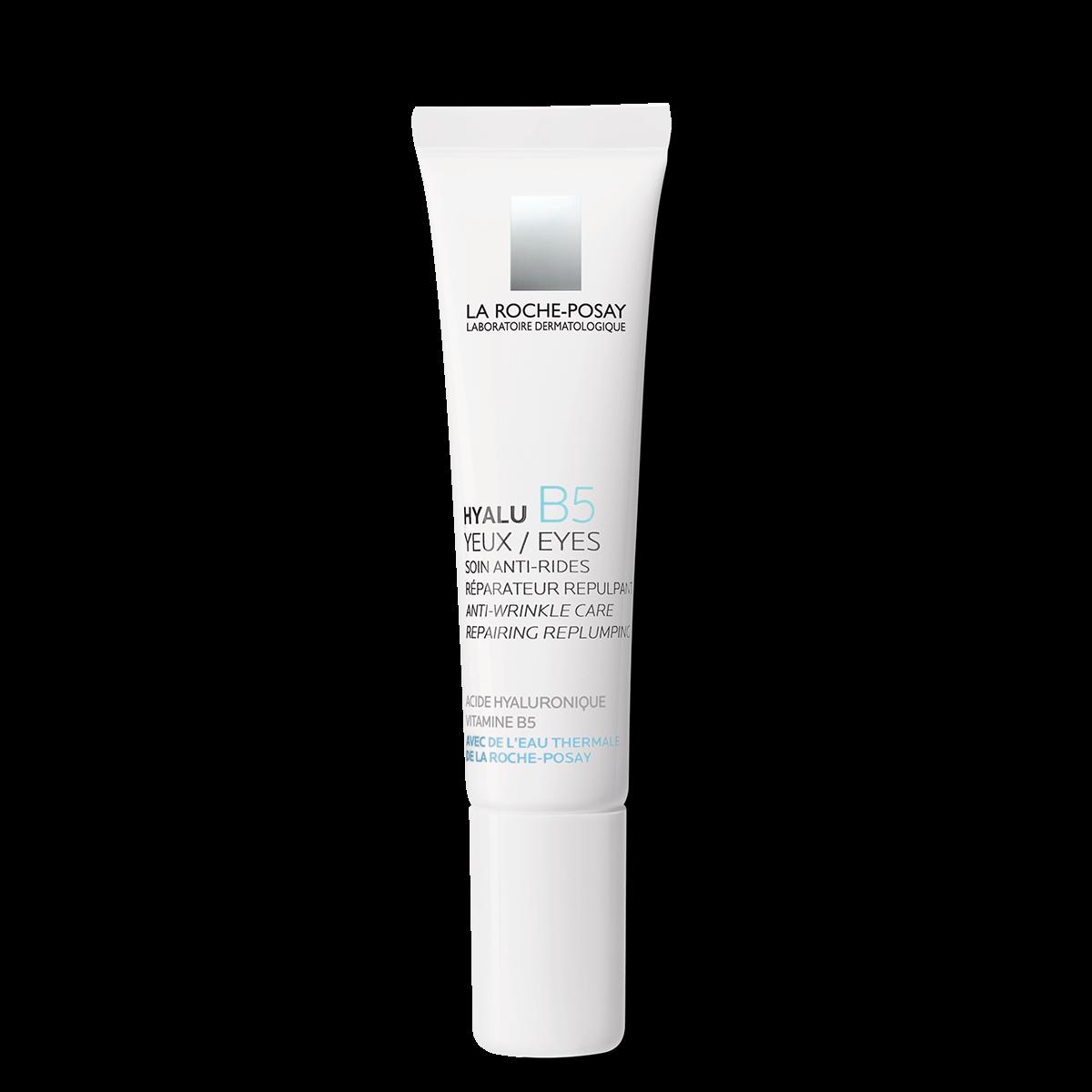 Krem pod oczy przeciwzmarszczkowy HYALU B5 OCZY 40 ml Przód | La Roche Posay