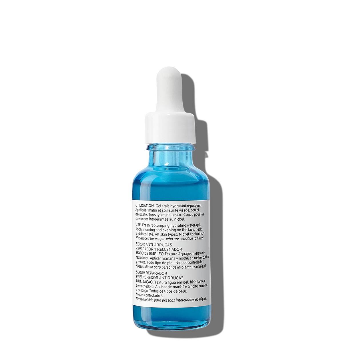 Serum przeciwzmarszczkowe do twarzy HYALU B5 SERUM 30 ml Tył | La Roche Posay