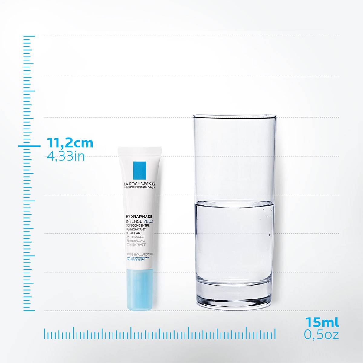 Hydraphase Intense Yeux 15 ml | La Roche Posay