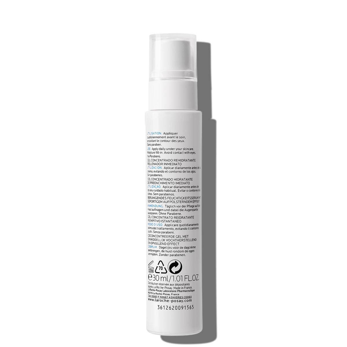 Serum do twarzy HYDRAPHASE INTENSE SERUM 30 ml Tył | La Roche Posay
