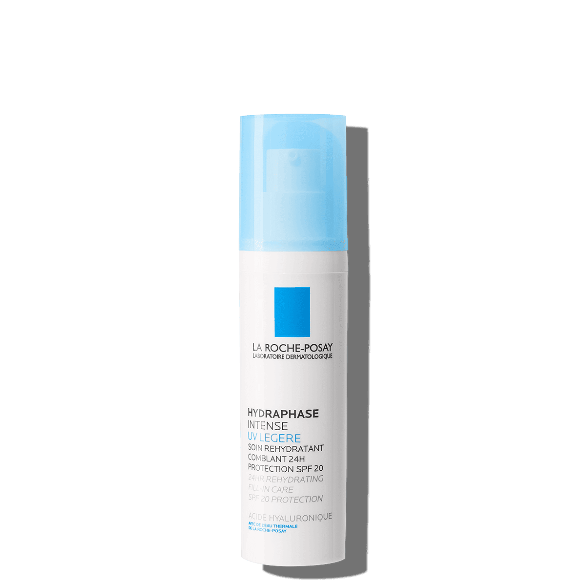 Krem intensywnie nawilżający HYDRAPHASE UV SPF 20 INTENSE LEGERE 50 ml Przód | La Roche Posay