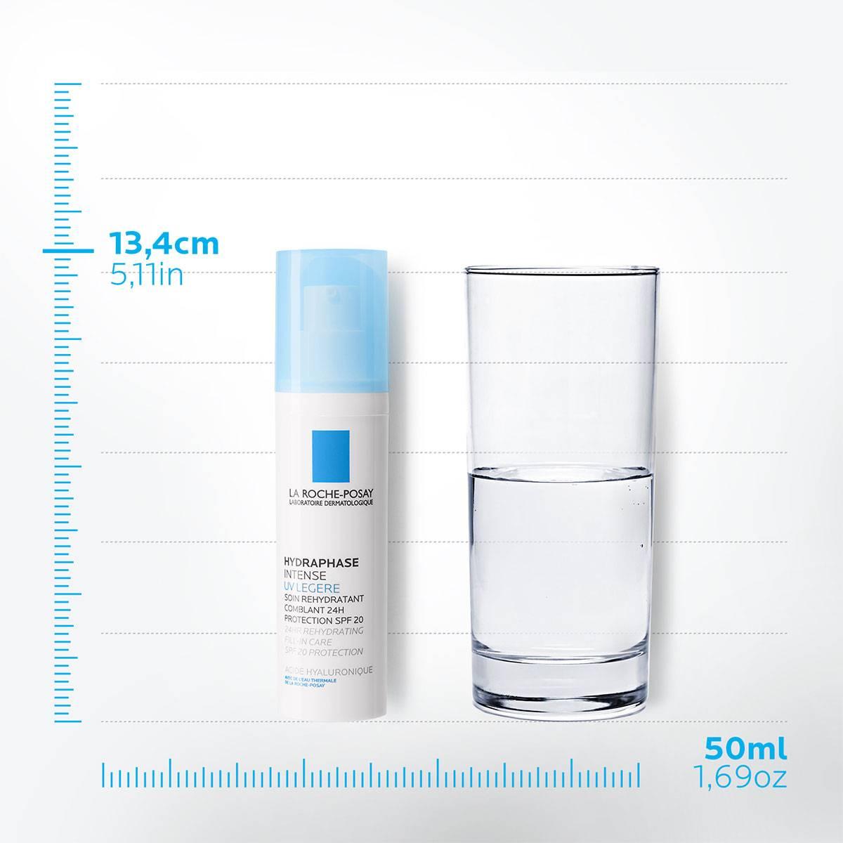 Hydraphase UV Intense Light Spf20 50 ml | La Roche Posay