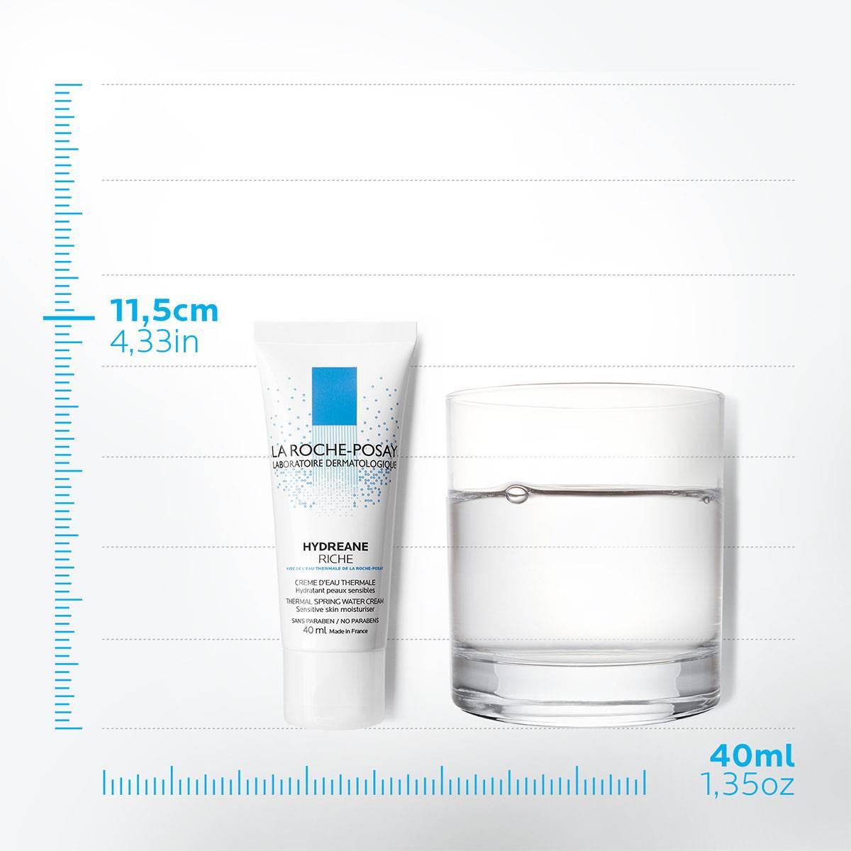 Hydreane Rich 40 ml | La Roche Posay