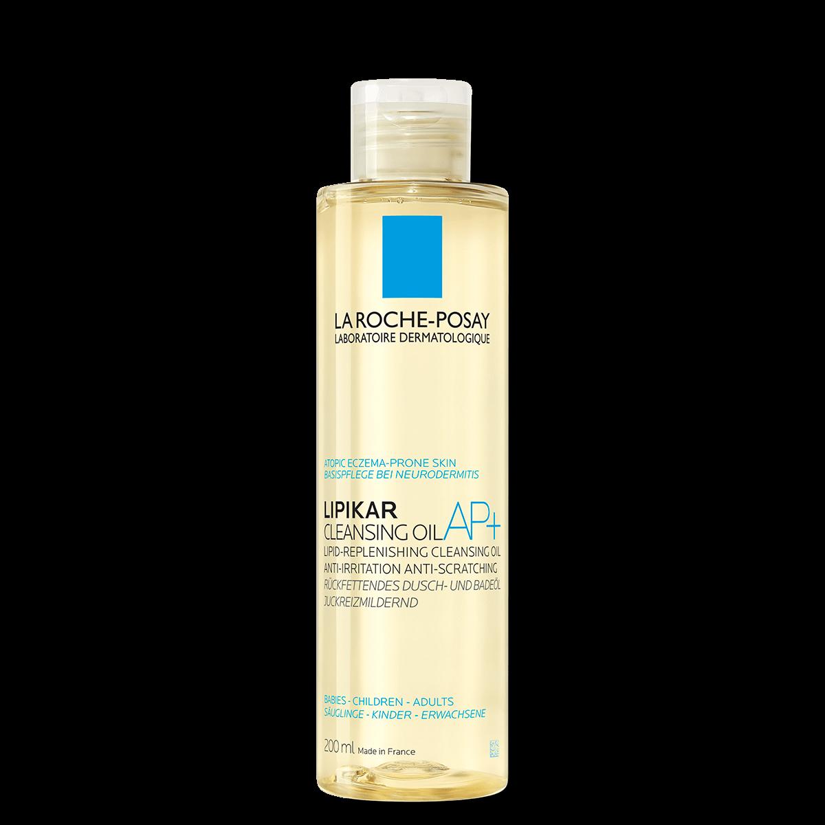 Lipikar Cleansing Oil AP 200 ml Przód | La Roche Posay