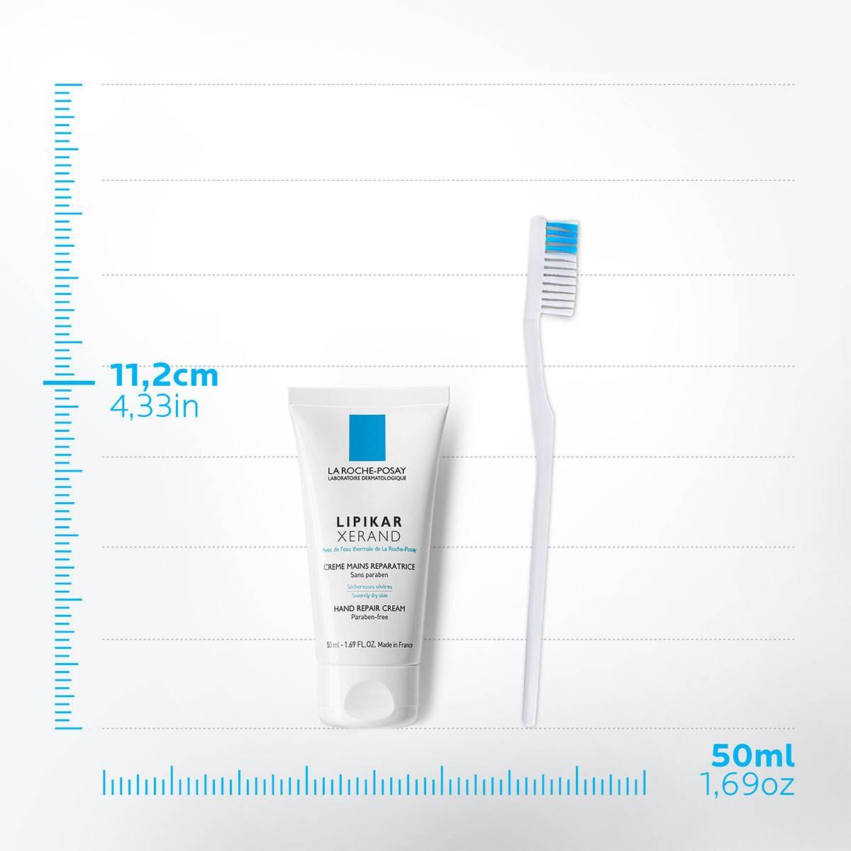 Egzema Lipikar Xerand 50 ml12684 | La Roche Posay 1