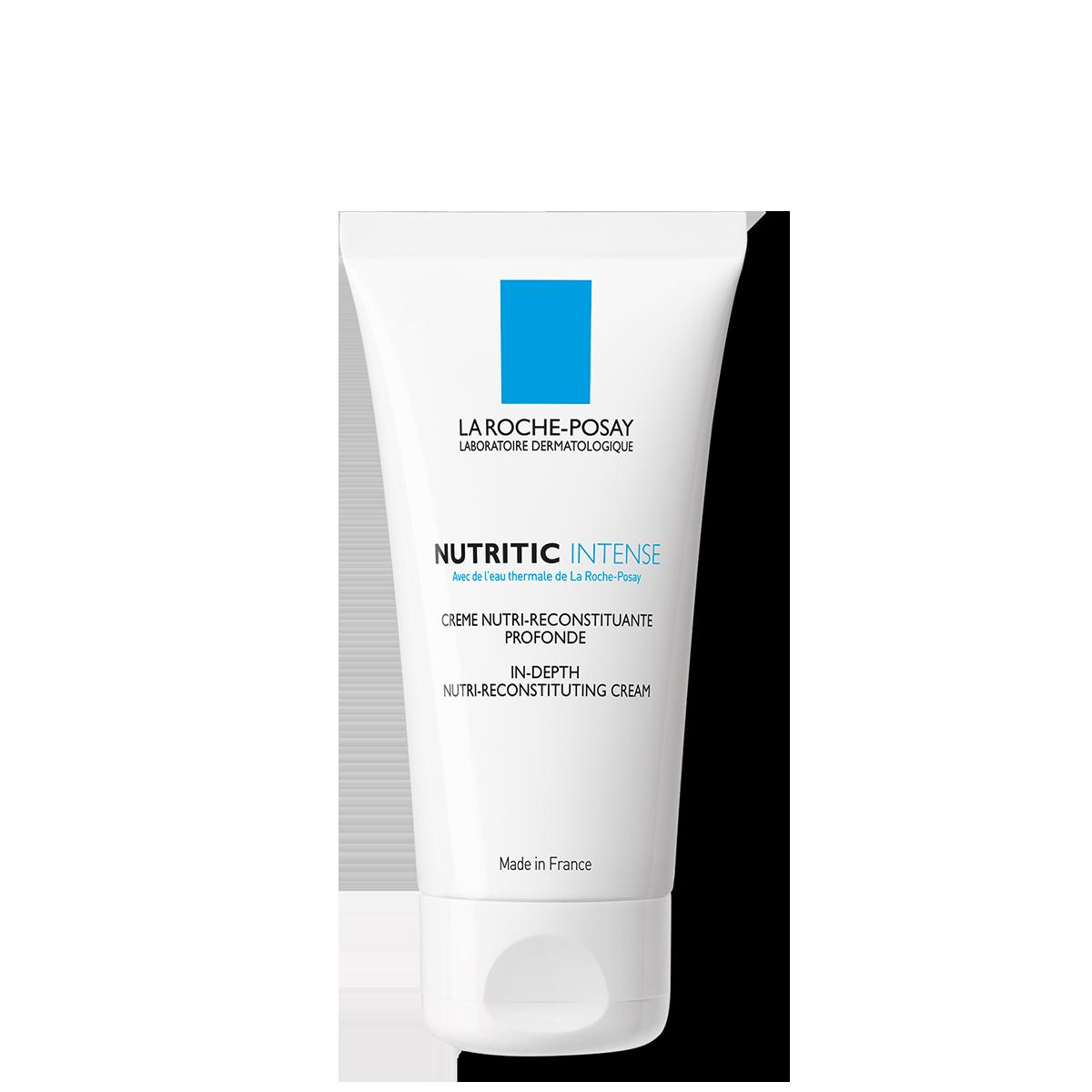 La roche posay nutritic intense NUTRITIC INTENSE 50 ml Tył | La Roche Posay