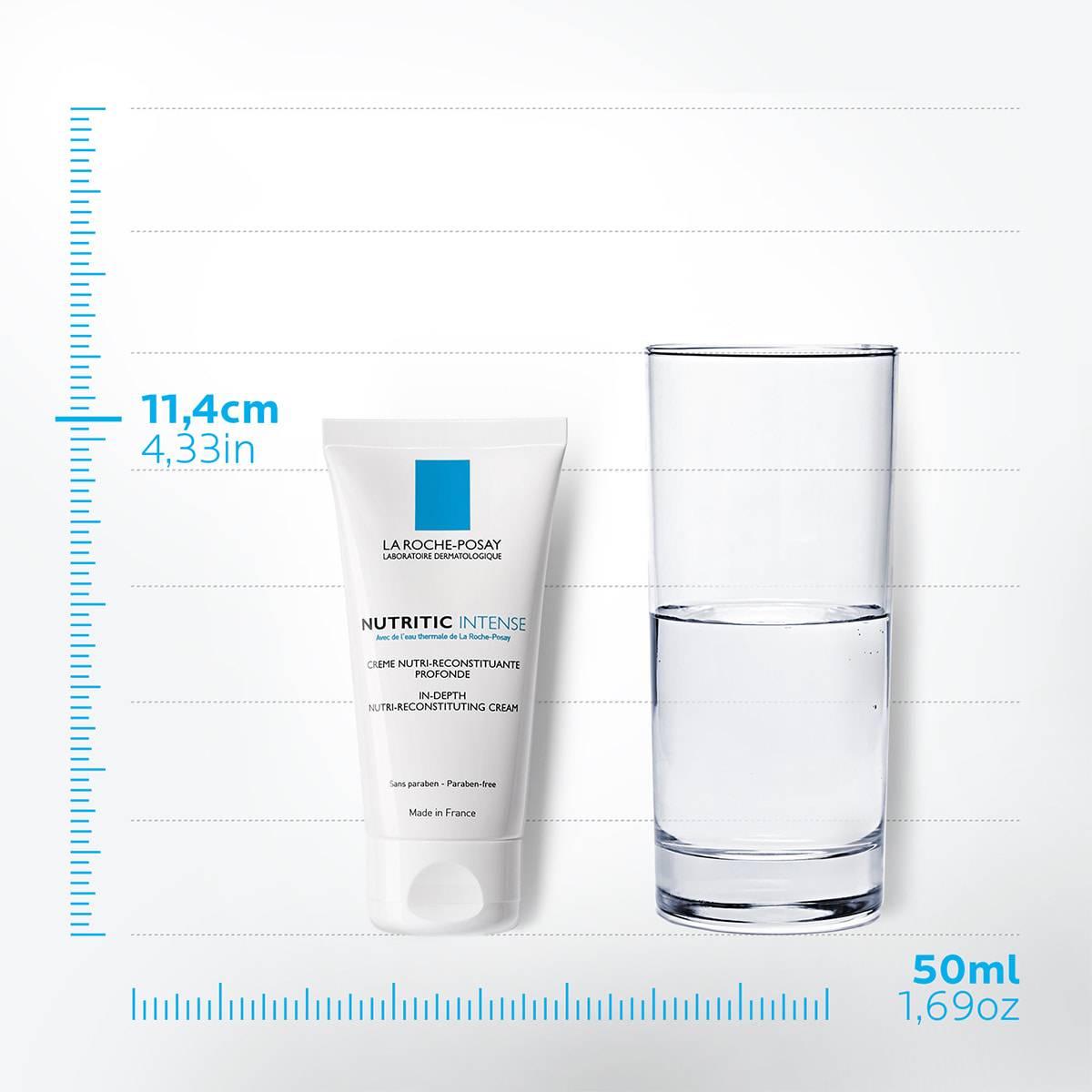 Pielęgnacja twarzy Nutritic IntenseKrem 50 ml 78 | La Roche Posay