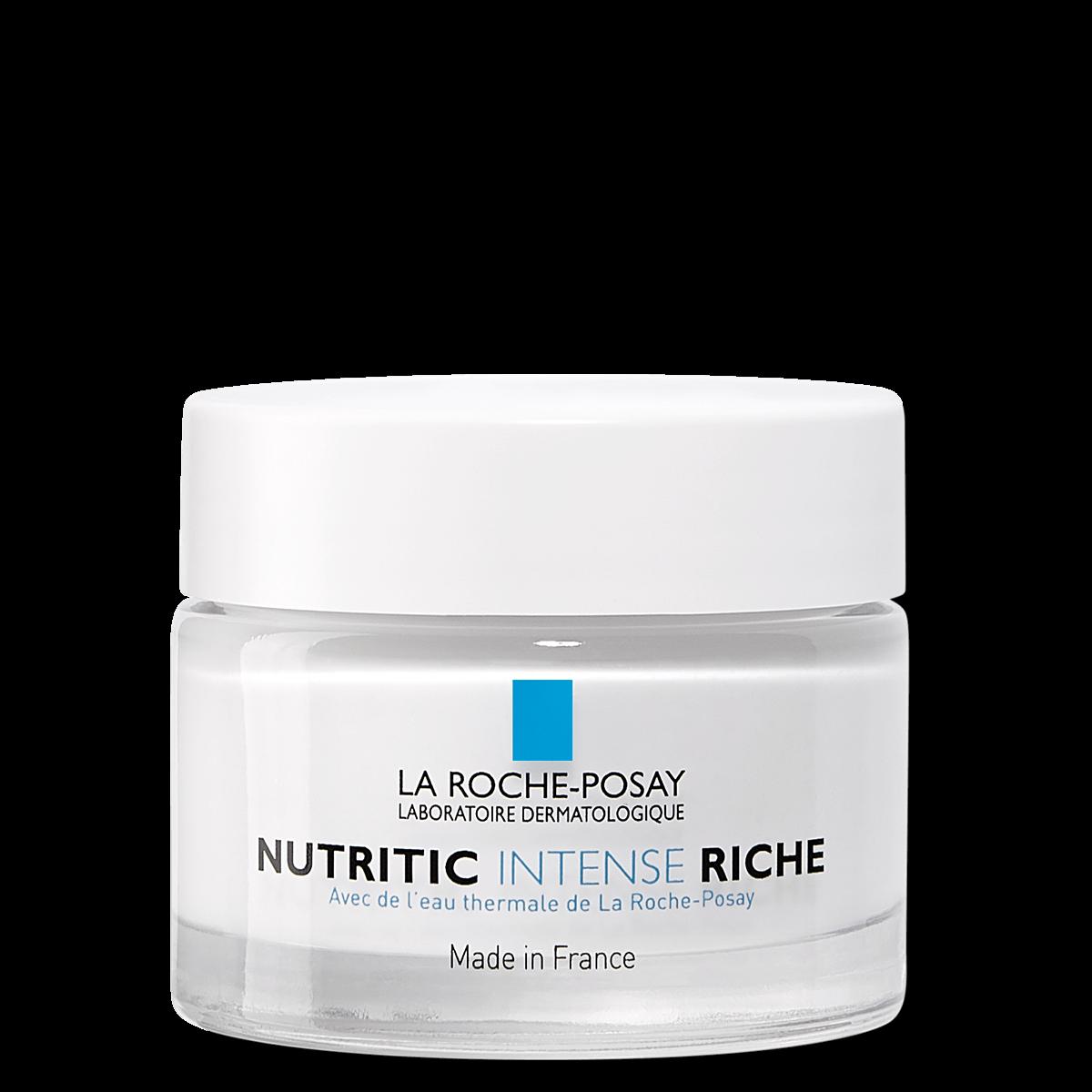 Krem odżywczy NUTRITIC INTENSE RICHE 50 ml Przód | La Roche Posay