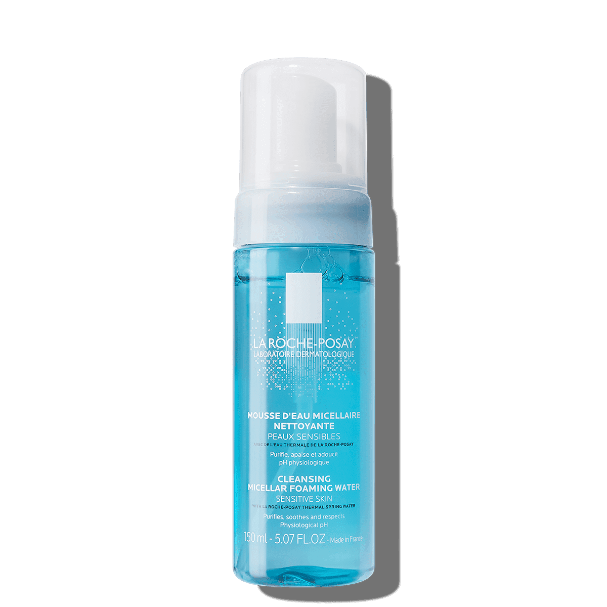 Cleanser Physiological Cleansing Micellar Foaming Water 150 ml Przód 2 | La Roche Posay