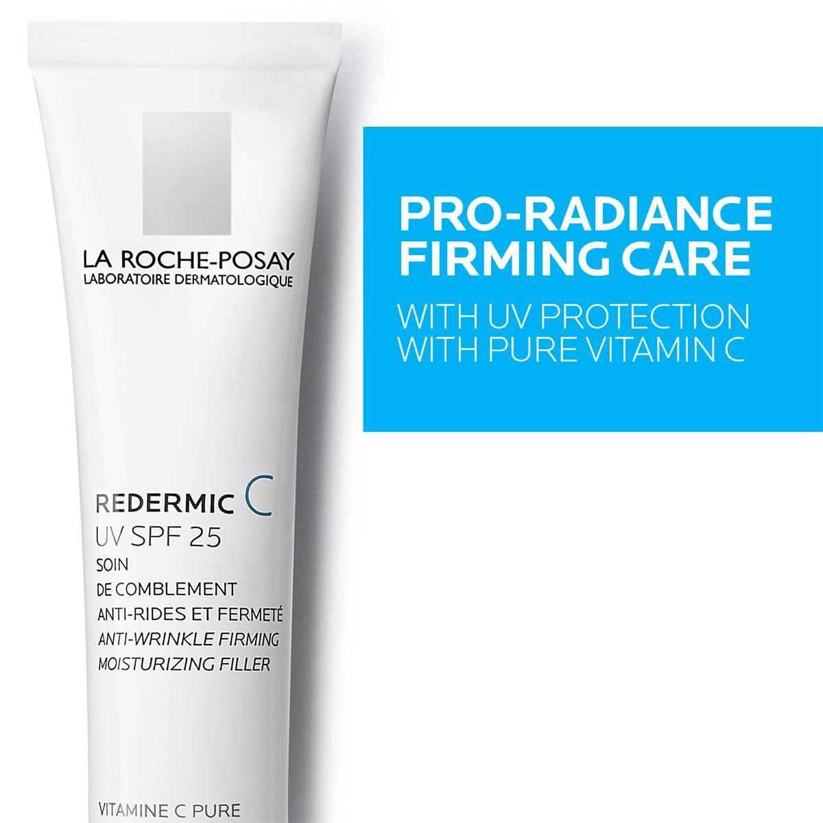 Posay przeciwzmarszczkowy UV witamina C | La Roche Posay