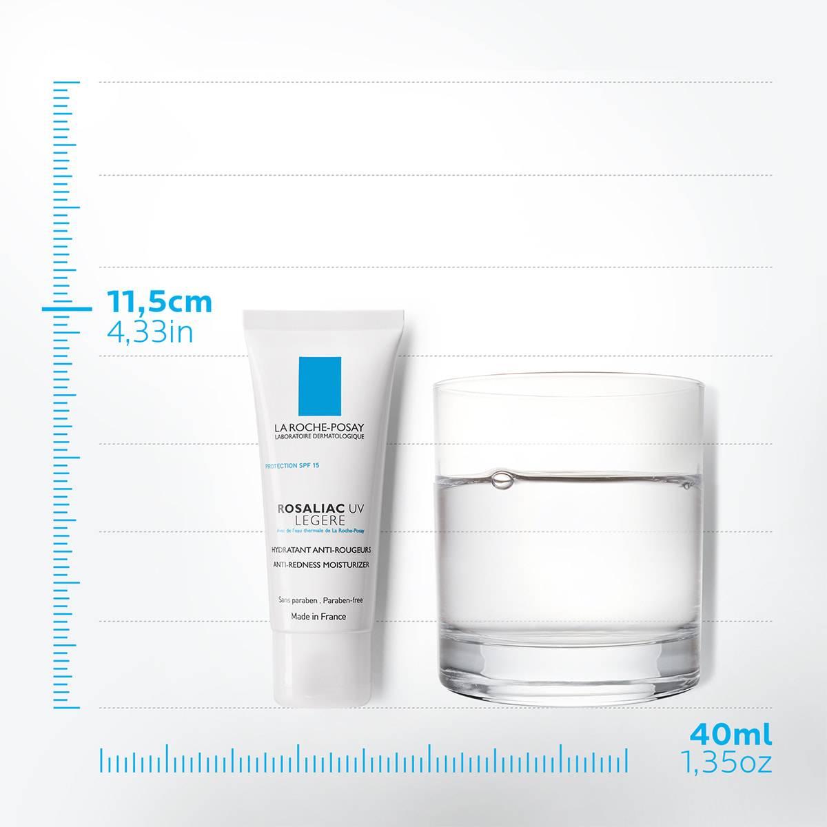 Pielęgnacja twarzy Rosaliac UV Light Spf15 40 ml 7 | La Roche Posay