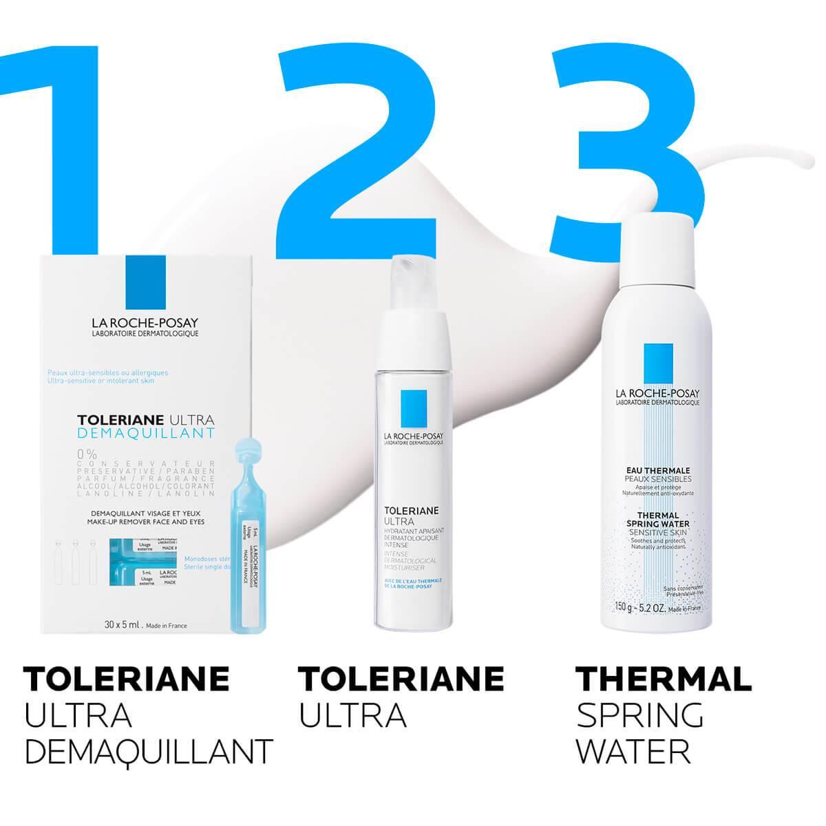 Alergiczna Toleriane Ultra 40 ml rutyna | La Roche Posay