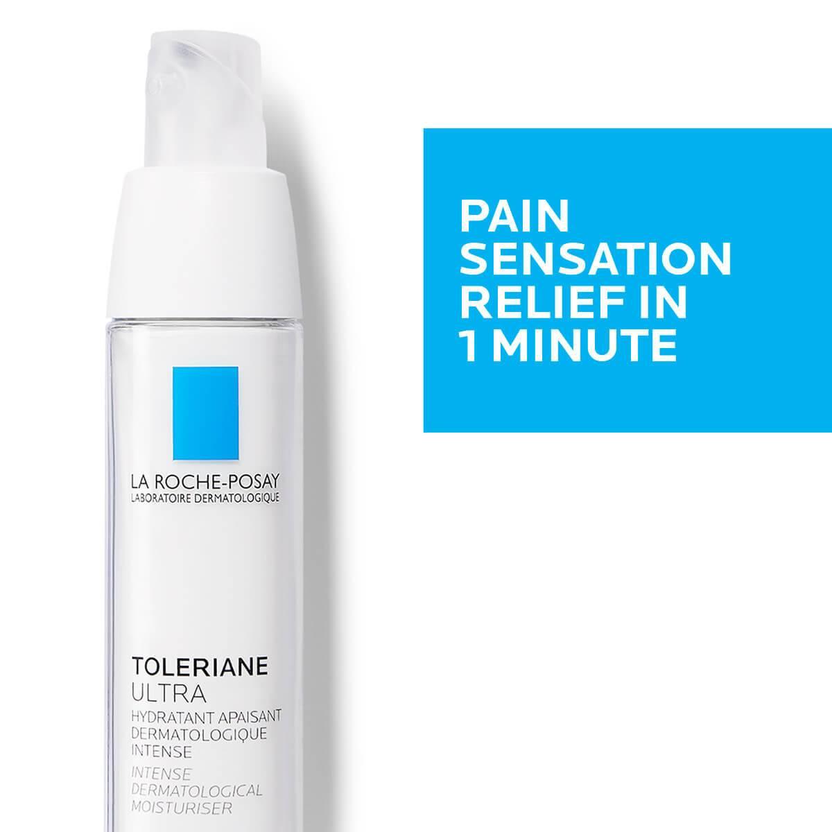 Alergiczna Toleriane Ultra 40 ml Zblizenie przód | La Roche Posay