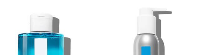 Pielęgnacja włosów Kerium seria dół strony | La Roche Posay