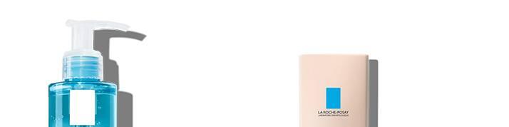 rosaliac seria dół strony | La Roche Posay
